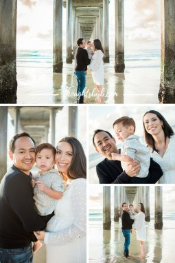 Beach Play | Family photography session