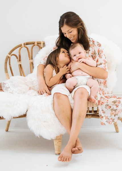 A series of mini sessions to celebrate motherhood, photographed by Brandi of Thoughts By B