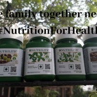 The family together needs #NutriliteForHealth