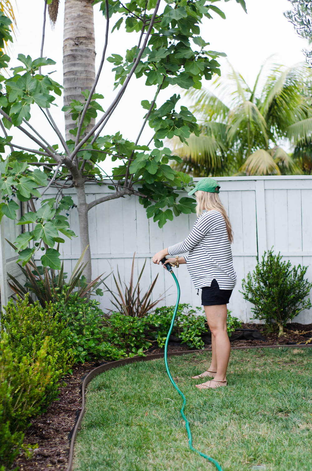 BUMP STYLE :: Watering the Plants | Thoughts By Natalie