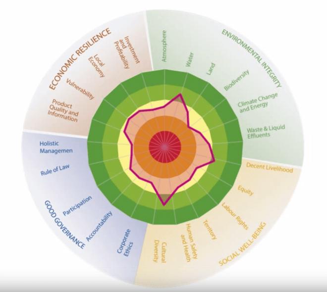 SAFA sustainability circle 1