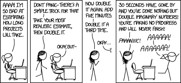 xkcd: estimating time