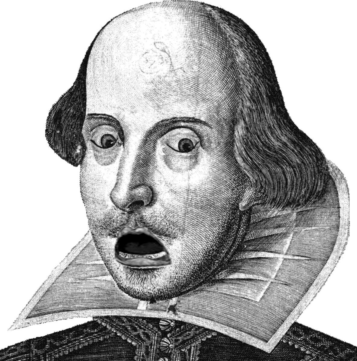 Meet My Cousin William Shakespeare