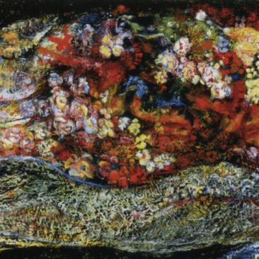 Hyman Bloom at Boston's Museum of Fine Arts