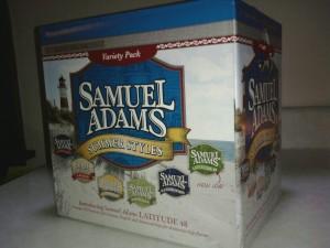 Samuel Adams Summer Styles