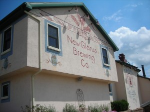 New Glarus's Riverside Brewery