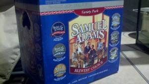 Samuel Adams Spring Brewers' Choice Mix Pack