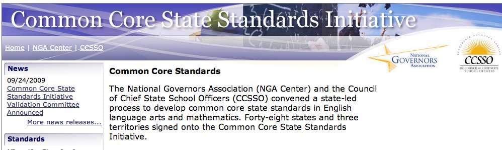 core_standards