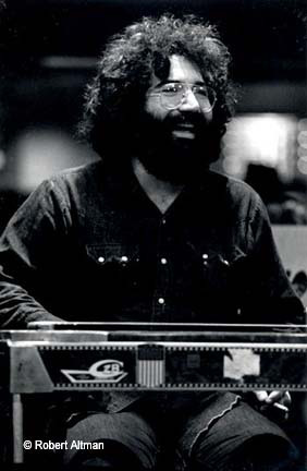 Jerry Garcia pedal steel guitar, New Riders session Russian Hill Studio San Francisco December 1970 sheet  754 frame 24