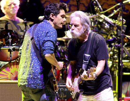 [PDF] John Mayer and Bob Weir of