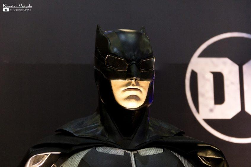 Mannequin of batman