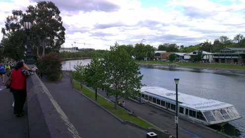Boat Cruise and Yarra River