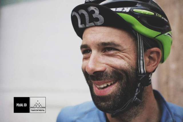 Sylvain Blairon Trancontinental Race No 223