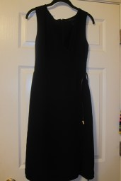 Little black dress -- Ann Taylor