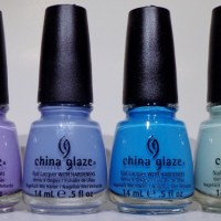 China Glaze Avant Garden Collection Nail Polish GIVEAWAY!!