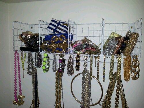 New Jewellery Storage!