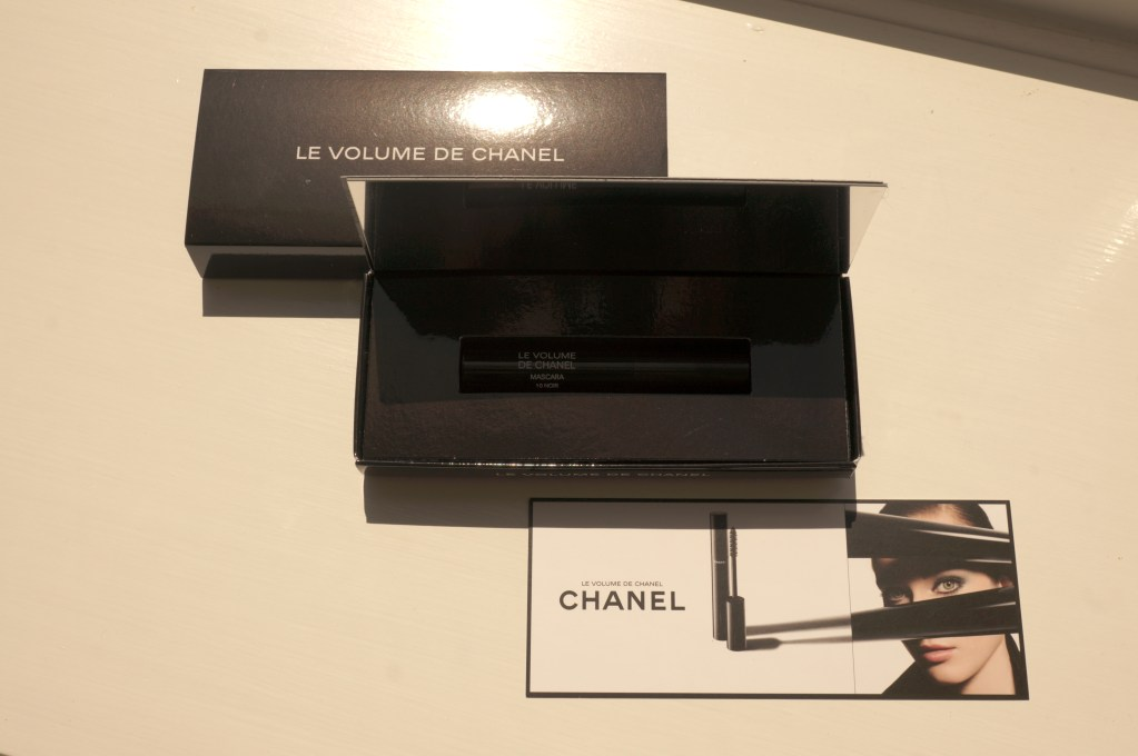 Le Volume De chanel Mascara Review