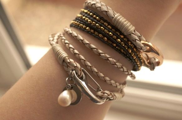 Suay Design bracelets