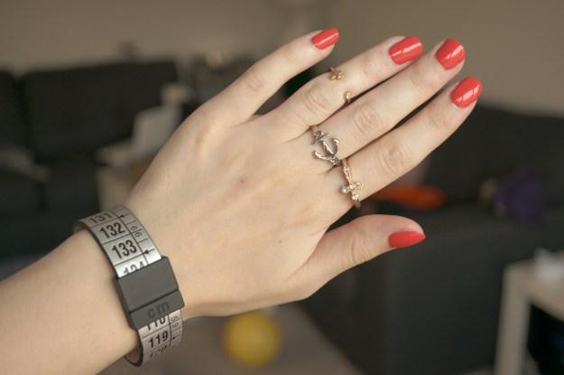 Ilcentimetro silver bracelet