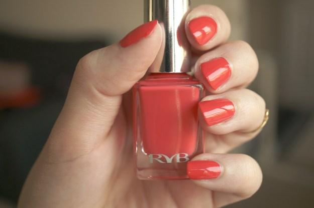 RVB Cosmetics NOTD