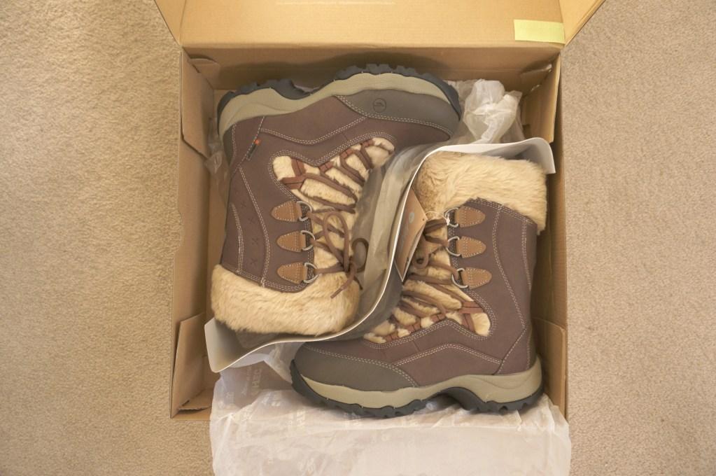 Hi-Tec St Anton Winter Boots!