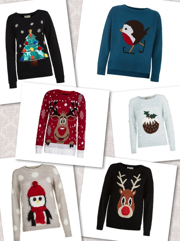 Awesome Novelty Christmas Jumpers!