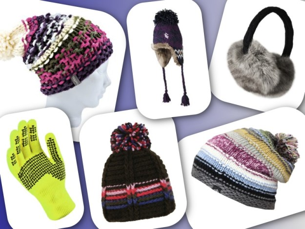 winter accessories wishlist