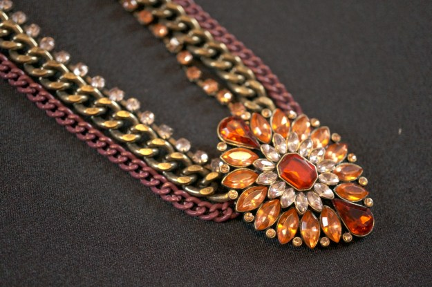 anna karenina red necklace