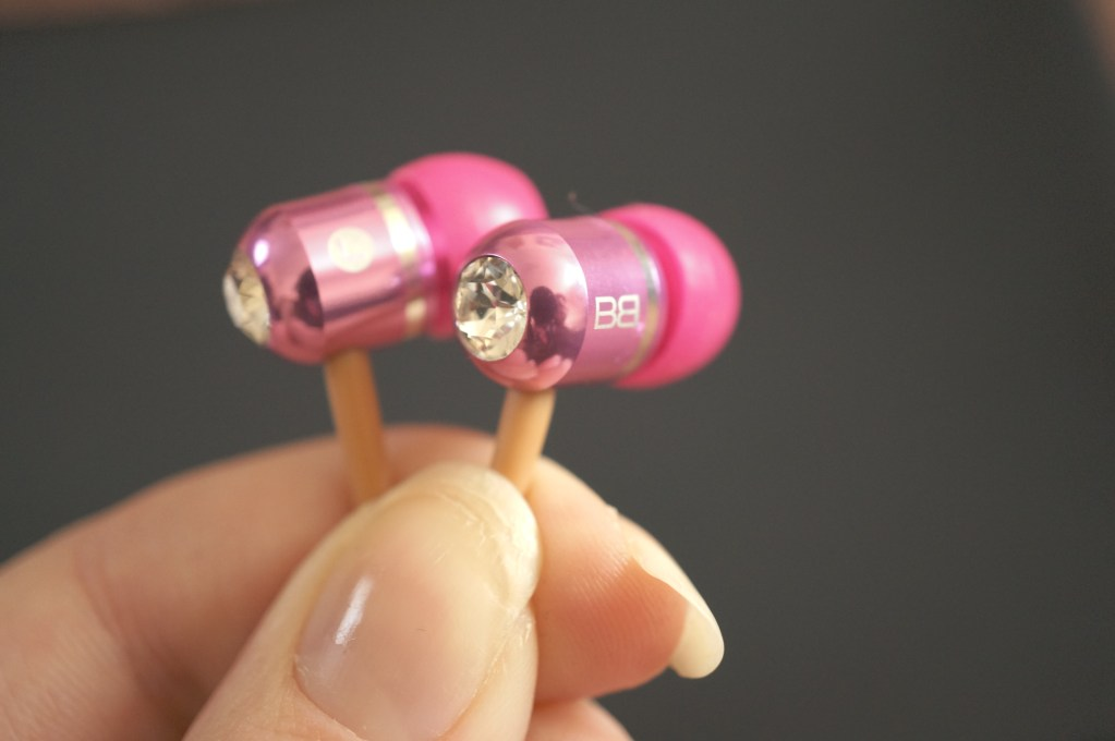 BassBuds Candy Fashion Headphones