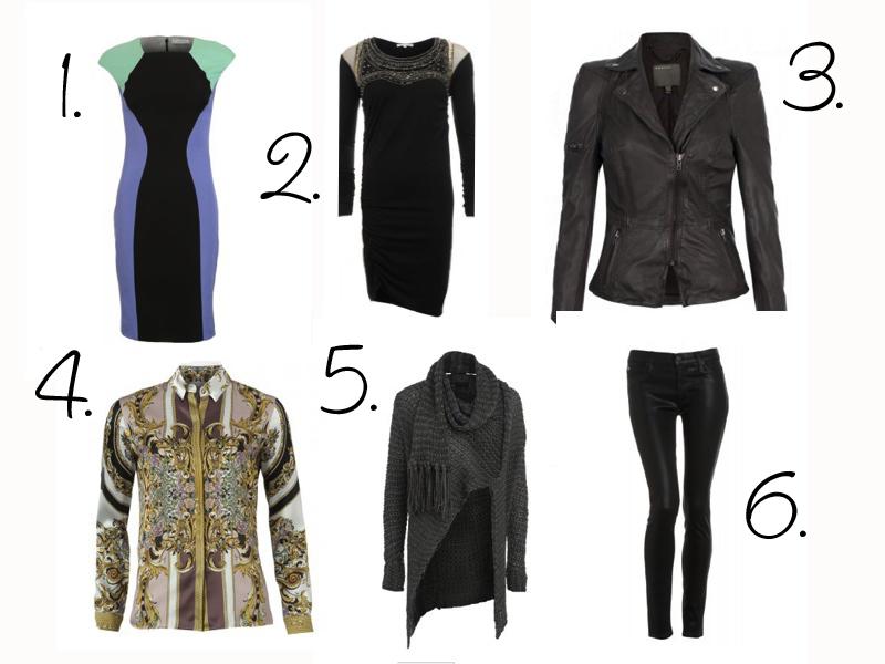 Repertoire Fashion Winter Wish List