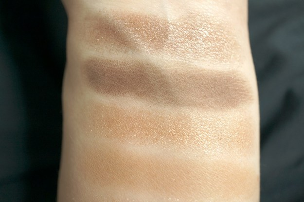 full exposure swatches