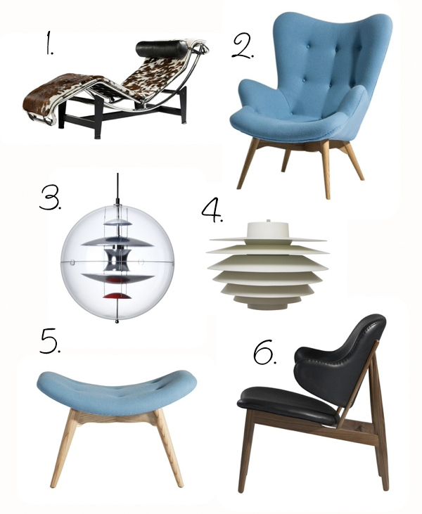 Reproduction Furniture Wish List