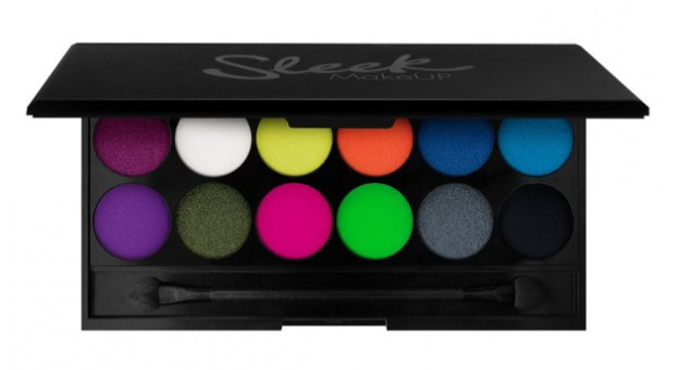 sleek palette acid