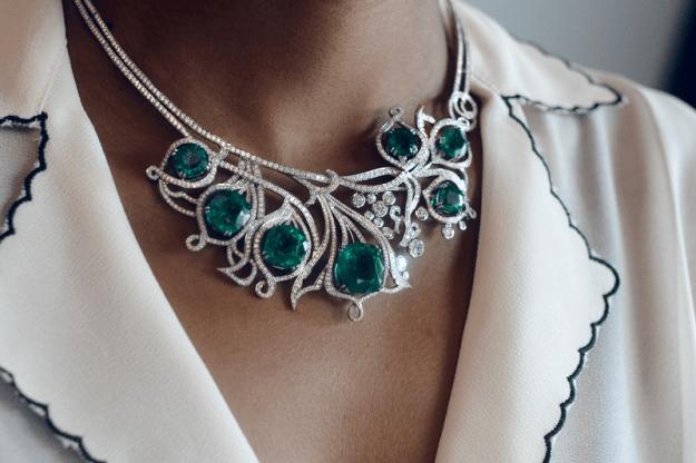 boodles million pound necklace