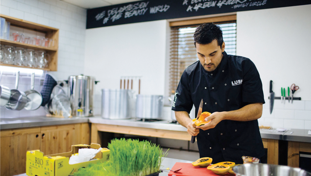What's Cooking in the LUSH Kitchen?