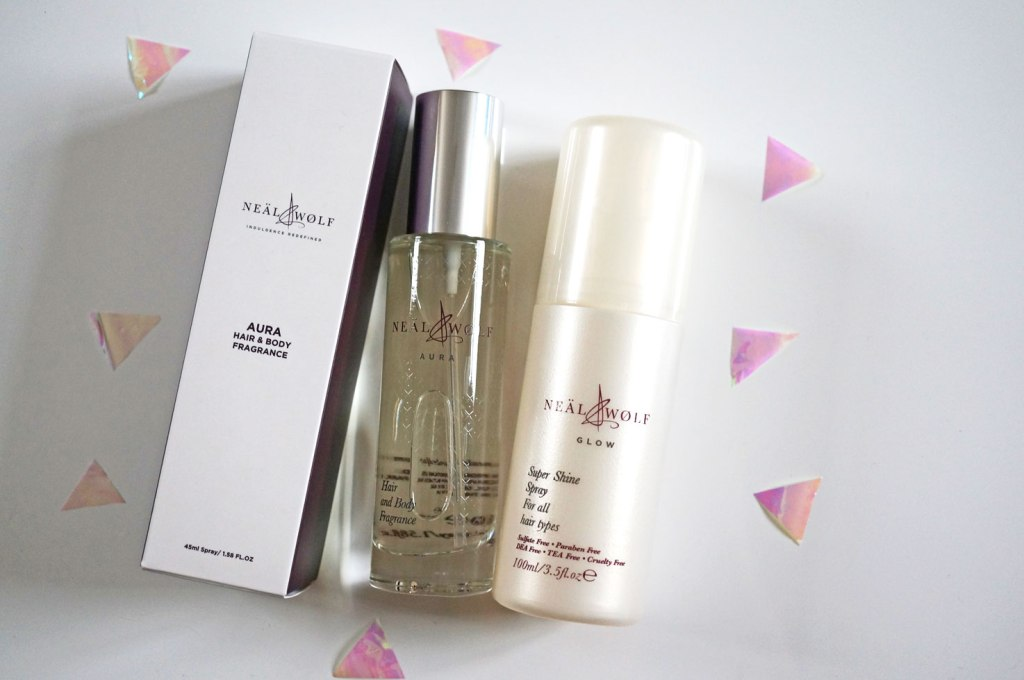 My Favourite Neal & Wolf Products