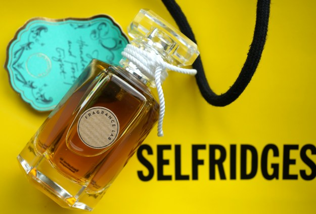selfridges fragrance lab experience