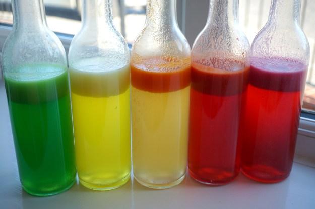 skittles rainbow vodka