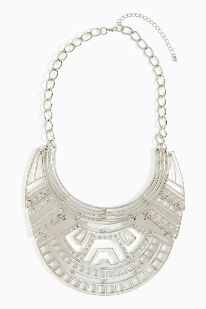 circuitry necklace