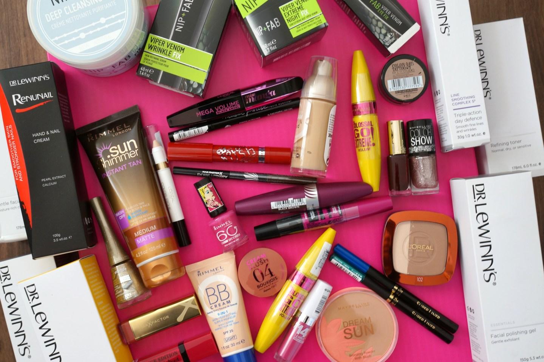 tesco makeup