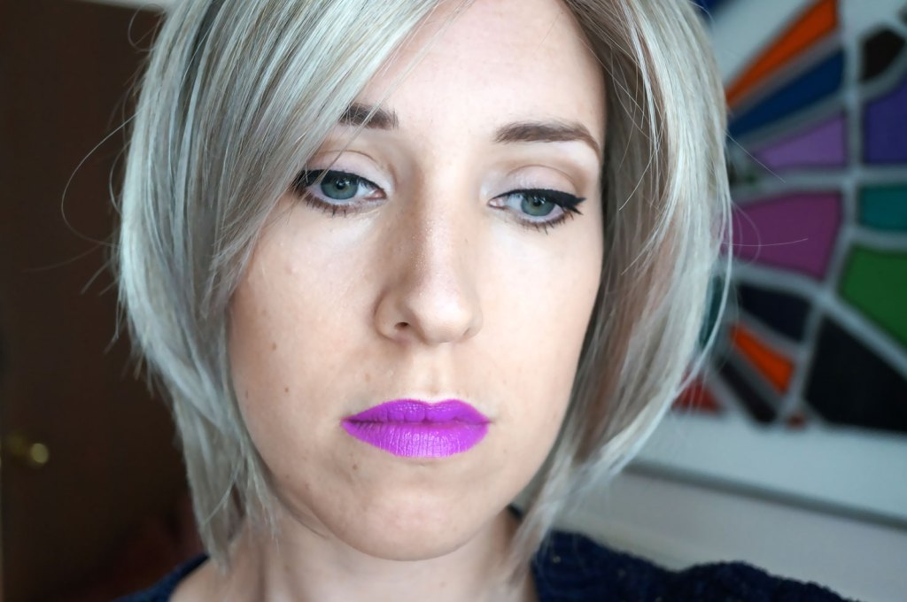 too-faced-purple-lipstick-look