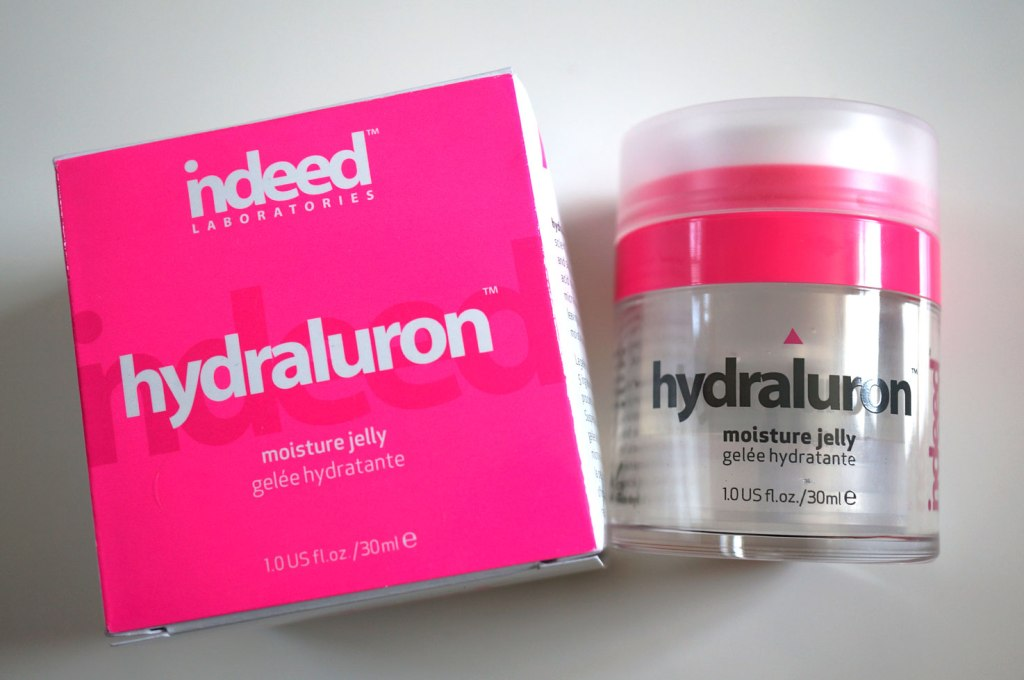 NEW Indeed Labs Hydraluron Moisture Jelly | Review