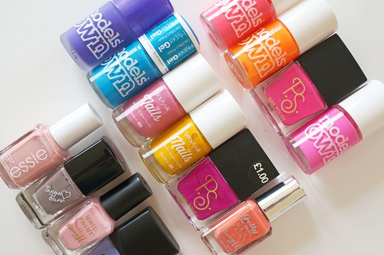 top-summer-nail-polishes