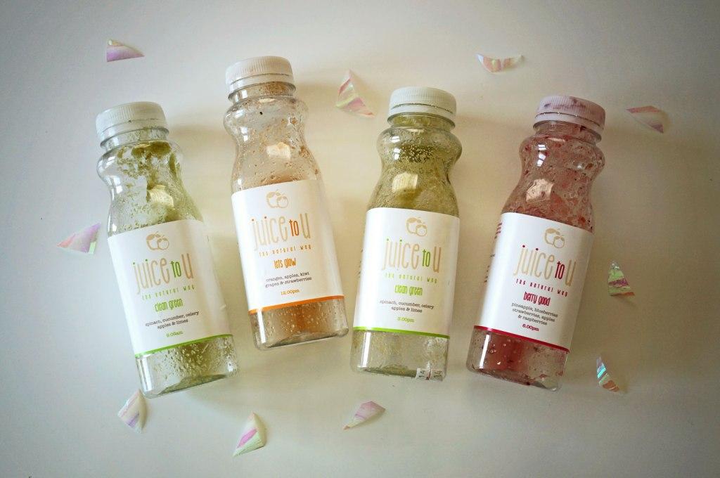 Juicetou Three Day Detox!