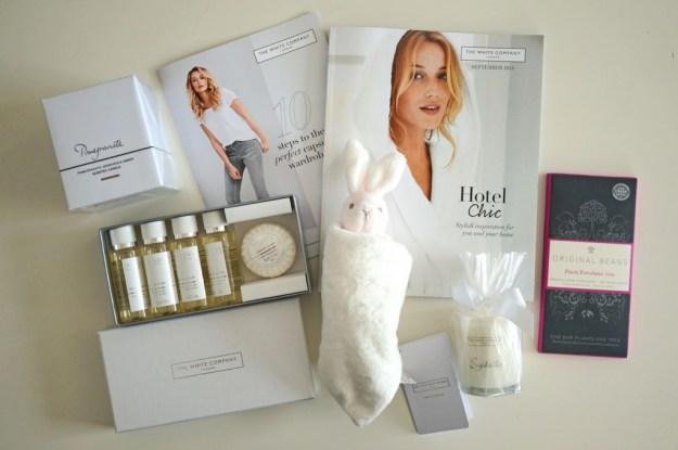 the-white-company-goody-bag