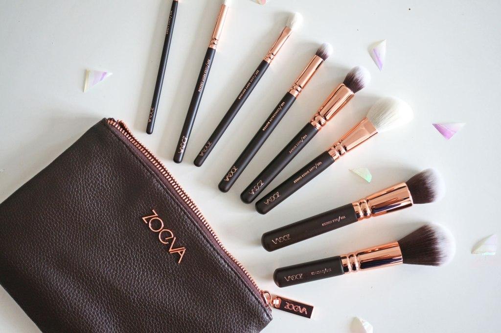Zoeva Rose Gold Luxury Brush Set GIVEAWAY!