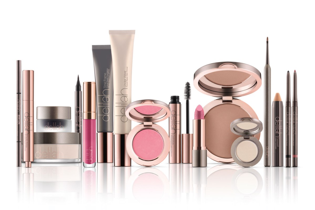 NEW Luxury Brand Overview | Introducing Delilah Cosmetics