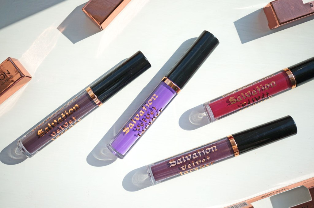 NEW Makeup Revolution Matte Lip Lacquers!