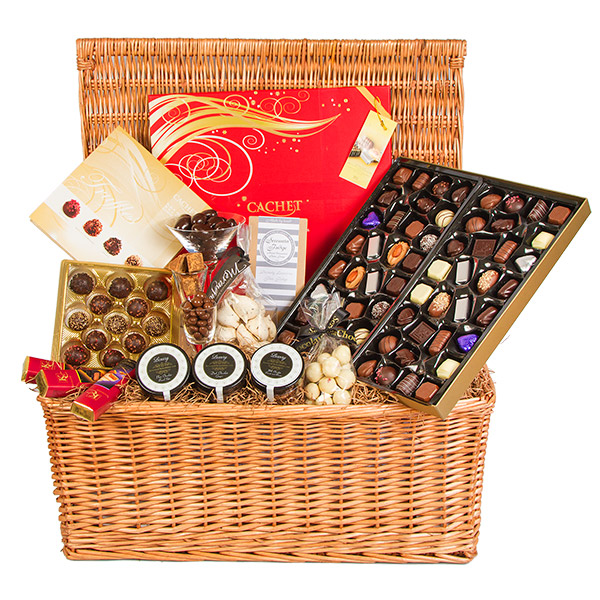 Serenata Flowers Ultimate Chocolate Hamper GIVEAWAY!