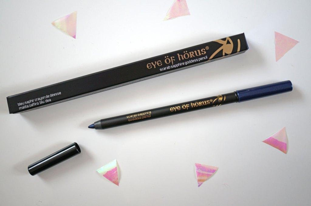 Eye of Horus Scarab Sapphire Eyeliner | Review